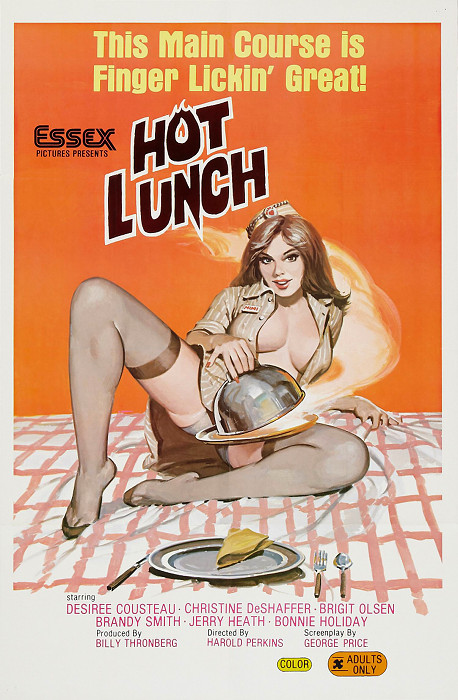 Plakat zum Film: Hot Lunch